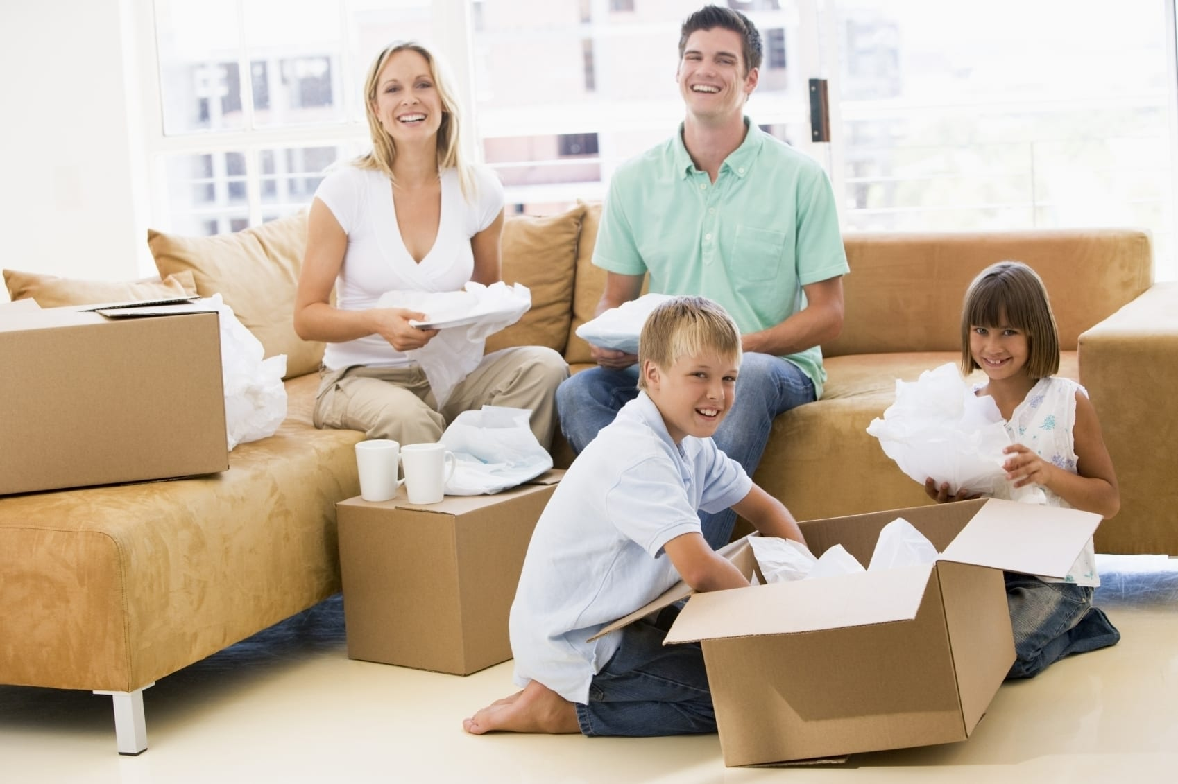 McKinney Texas Moving Company | Get Moving